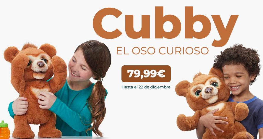 Cubby oso curioso